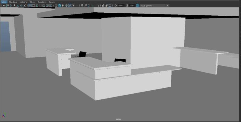 Block model example